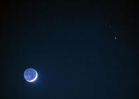 木星と土星接近中 - オヤヂのご近所仲間日記