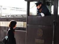 ストーブ列車五所川原着 - こぴっと ちぴっと
