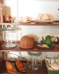 木型とクロスと - CELESTE アクセサリーと古道具