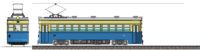 路面電車のスタンダードサイズ - 妄想れいる・・・私の妄想交通機関たち