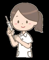 インフルエンザ予防接種を受ける - Tea's  room  あっと Japan