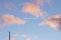 夕焼け雲に魅せられて - It's only photo 2