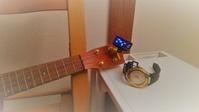 ギターとウクレレのチューニング - ロブ的つれづれ日記 ~矢野サトシ Official Blog~