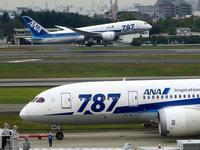 伊丹空港 (ANA B787-8 JA818A) - エキサイトな旅をさがして。