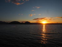 2020.10.13 洞爺湖の夕日 - ジムニーとハイゼット(ピカソ、カプチーノ、A4とスカルペル)で旅に出よう