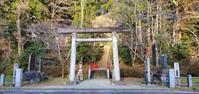 狛犬巡りドライブ/小土神社@福島県いわき市 - 963-7837