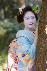 招きのかんざし(祗園甲部・佳つ笑さん) - 花景色-K.W.C. PhotoBlog