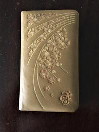 "Book355 ""Timon Divino""   革表紙女性用小型宗教書 - スペイン・バルセロナ・アンティーク gyu's shop"