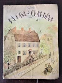 """Book 356  Colette """"La casa de Claudina"""" - スペイン・バルセロナ・アンティーク gyu's shop"""