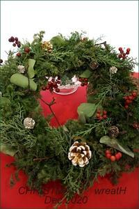 クリスマスまであとわずか - フラワースタジオクレール