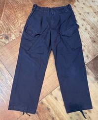 12月20日(日)入荷! BRITISH ROYAL NAVY COMBAT カーゴパンツ スラントポケット! - ショウザンビル mecca BLOG!!
