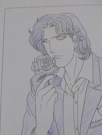 紫のバラの人 - ダイヤモンドは裏切らない