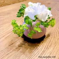 725. 暮らしにお花の彩りを - Une cachette 103