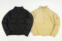 """THE FABRIC (ザ・ファブリック) """" WORK DOWN JKT """" - two things & think Blog"""