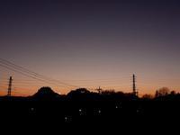 木星と土星が大接近の夜2020/12/21 in Tokyo - むっちゃんの花鳥風月  ( 鳥・猫・花・空・山 )