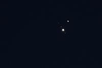 土星と木星の大接近 - やきつべふぉと