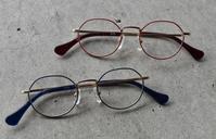 七宝カラーがあしらわれたおしゃれこどもメガネ BCPC KIDS BK-023 - メガネのノハラ イオン洛南店 Staff blog@nohara