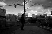 東大通と流作場五差路のあたり20201209 - Yoshi-A の写真の楽しみ