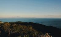烏帽子岩からの眺め - A  B  C