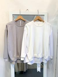 プルオーバー ❣️ - Select shop Blanc