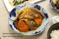 冬至の夜のかぼちゃ御膳 - おばちゃんとこのフーフー(夫婦)ごはん