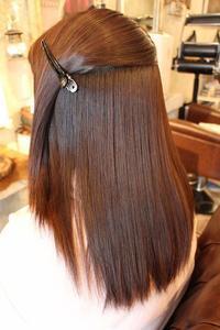 淡々と縮毛矯正。 - HAIR DRESS  Fa-go    武蔵浦和 美容室 ブログ