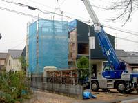 HOUSE-TKTは建て方完了! - 島田博一建築設計室のWEEKLY  PHOTO / 栃木県 建築設計事務所