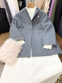 ハーフコート✨ - Select shop Blanc