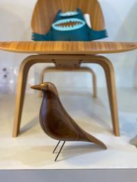 美しいEames House BirdWalnut - GLASS ONION'S BLOG