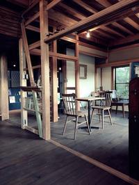 奥市川に新しいカフェができた! - 暮らしと心地いい住まい