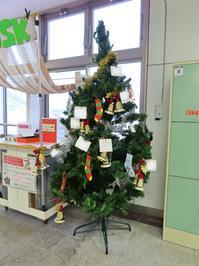 クリスマスの駅の光景 - 一日一生