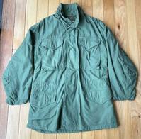 12月24日(木)入荷!90s~ALPHAM-65 Field Jacket  民生品!MADE IN U.S.A  - ショウザンビル mecca BLOG!!