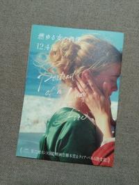 女性同士の愛の物語「燃ゆる女の肖像」 - ささやかな刺繍生活
