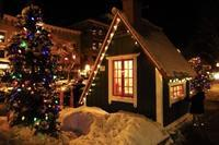 クリスマスイヴ Walking in the Winter wonderland - NYからこんにちは
