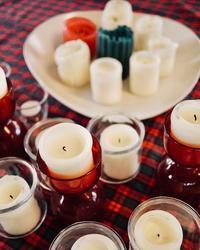 キャンドル・プレイヤーナイト(アドベント23日目) - 牧師館のお茶会