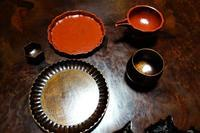 木の器手彫り - SOLiD「無垢材セレクトカタログ」/ 材木店・製材所 新発田屋(シバタヤ)
