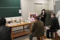 卒業制作展第3回中間発表 - 文教大学教育学部 美術研究室
