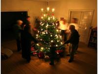 今年のイブは家族でツリーを周れるか? - のんびりgoing マイway