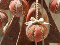 間に合ったクリスマスツリー - グリママの花日記