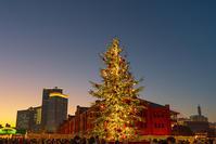 横浜赤レンガ倉庫のクリスマスマーケット2020 - エーデルワイスPhoto