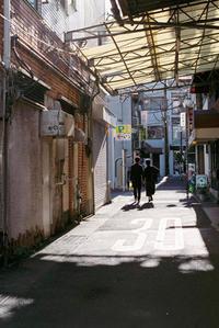 レトロな街並み - パトローネの中