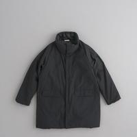 LA MOND N/C SHIBO STAND DOWN COAT (Black) - un.regard.moderne