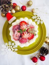 クリスマスケーキ♪ - This is delicious !!