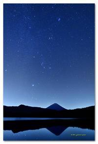 西湖の星空 - toru photo box