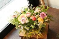 ギフトアレンジ - 北赤羽花屋ソレイユの日々の花