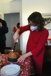 こんなご時世のクリスマス - ローマの台所のまわり
