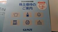3,000円相当の商品<グンゼ> - 小さな幸せにっき