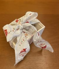サンタさんがきました - 福岡のフランス菓子教室  ガトー・ド・ミナコ  2
