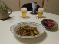 のび丸風「川千鳥」 - のび丸亭の「奥様ごはんですよ」日本ワインと日々の料理