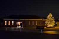 駅舎の Christmas 2020 - 東大寺が大好き